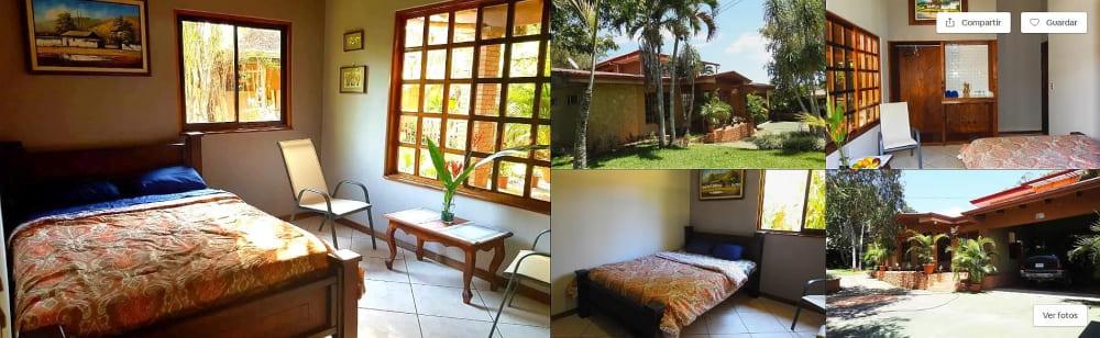 Casa tropical Palmares